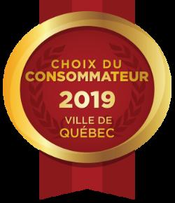 Choix du consommateur, clinique de physiotherapie, Québec 2019