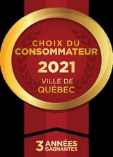 Choix du consommateur, clinique de physiotherapie, Québec 2021