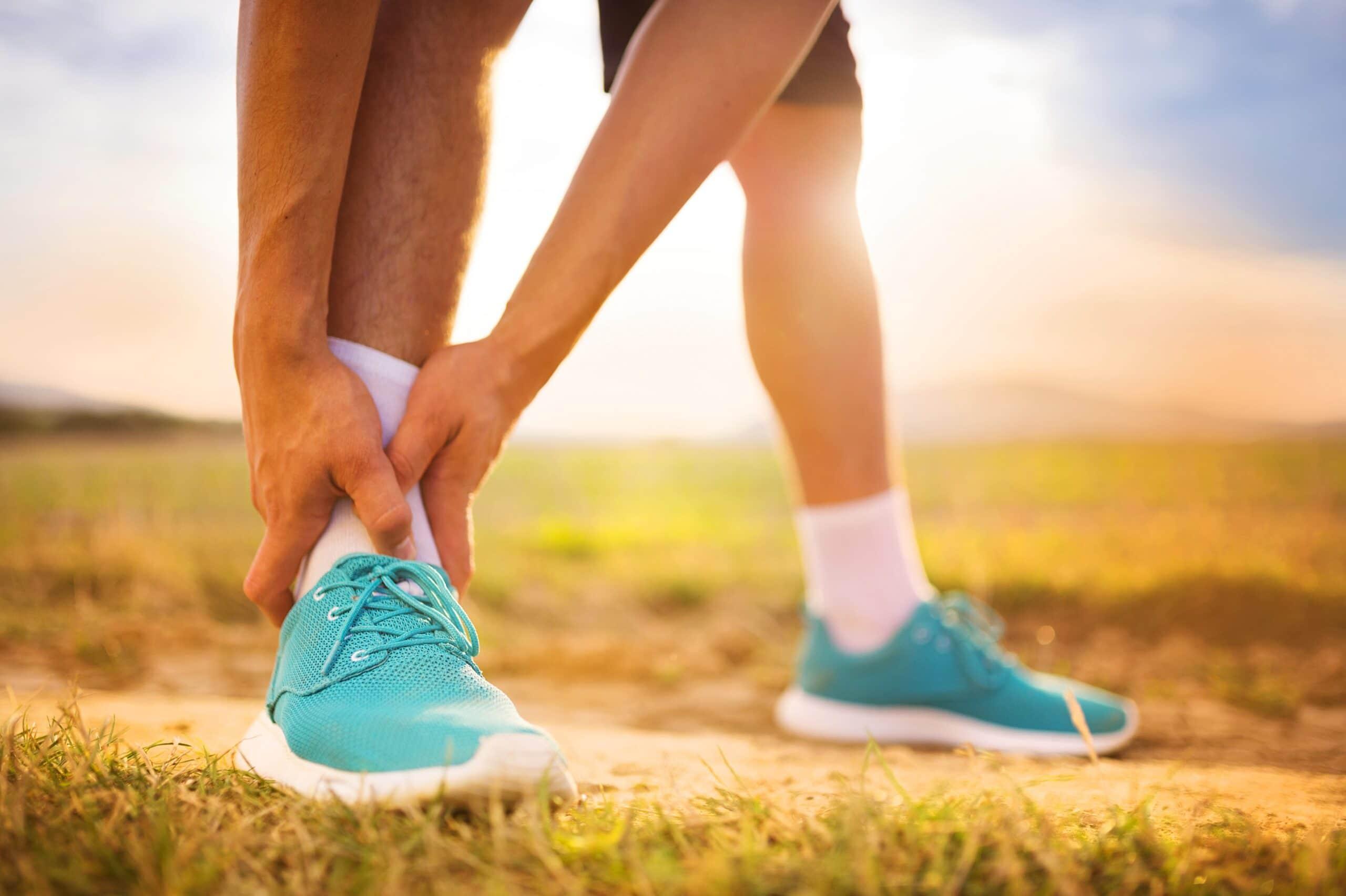 Nouvelles Arrivées comment acheter disponible Douleur cheville et pied - AXO Physio
