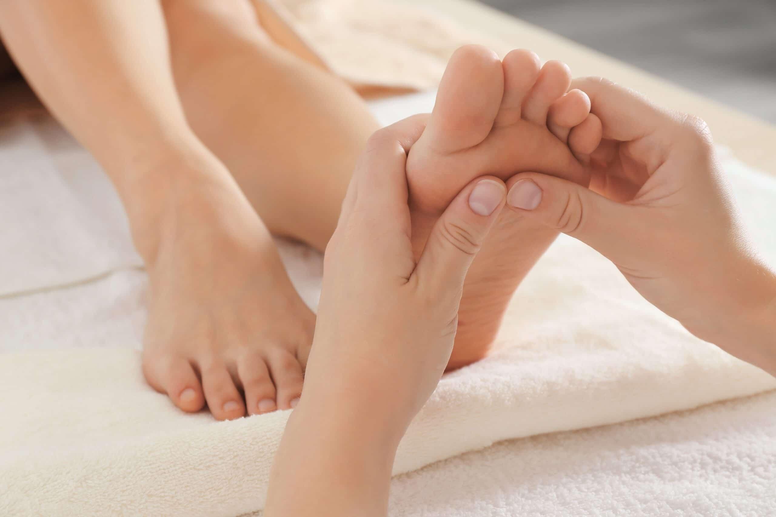 Douleur cheville et pied - AXO Physio