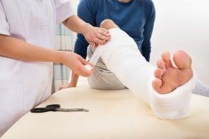 gros remise vente chaude authentique nouveau concept La fracture du péroné et le traitement en physiothérapie ...