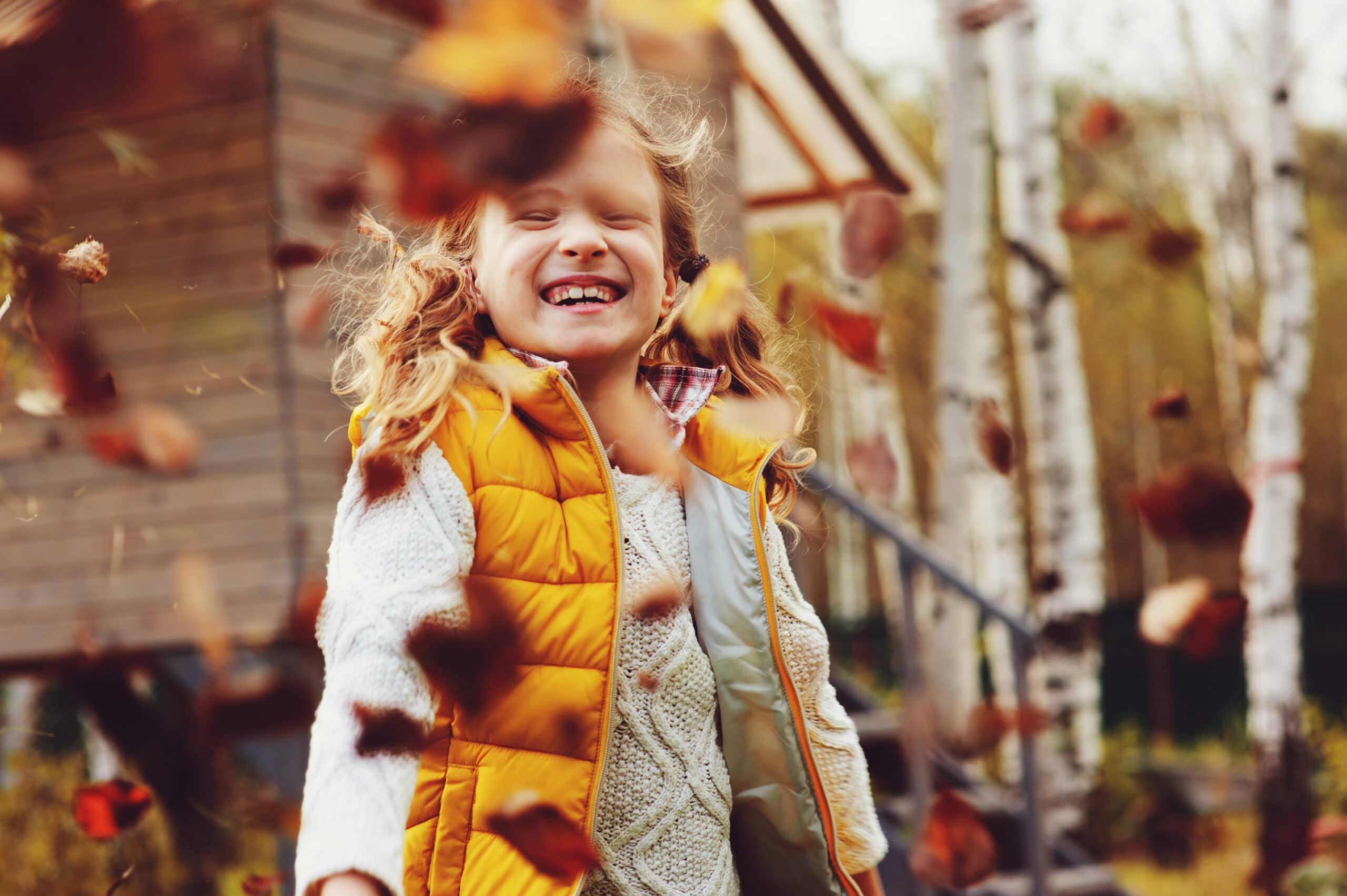 Conseils santé pour les activités d'automne