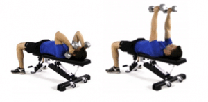 exercice extension coude physiotec
