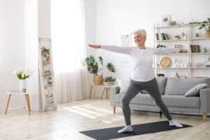 routine activité physique femme