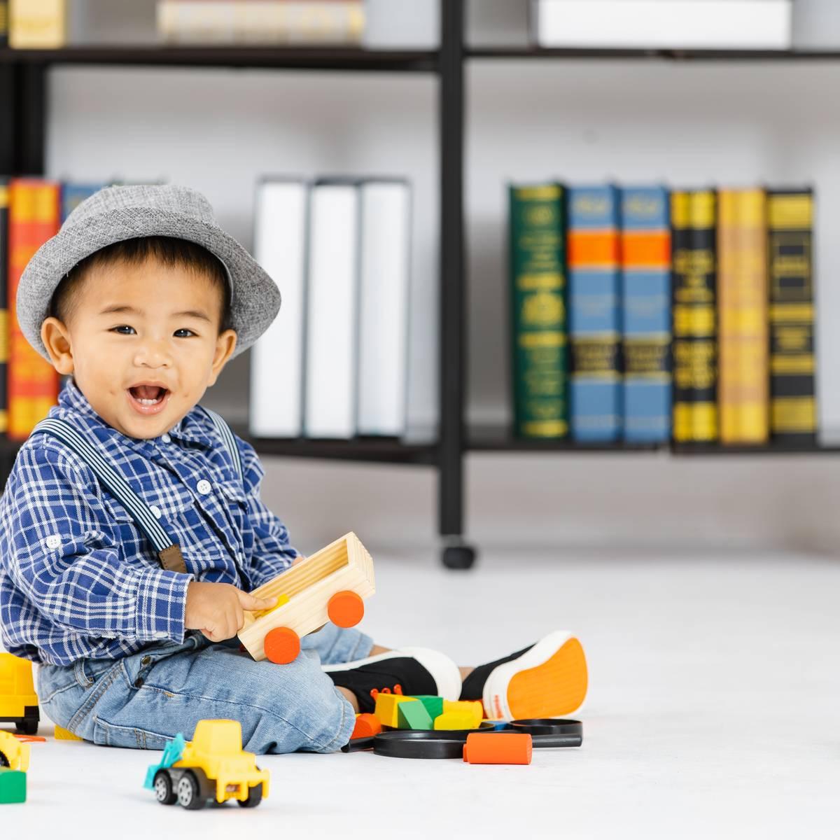 jouets développement perceptivo-cognitif